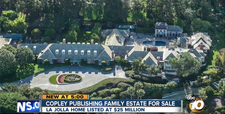 Copley Estate, La Jolla, CA