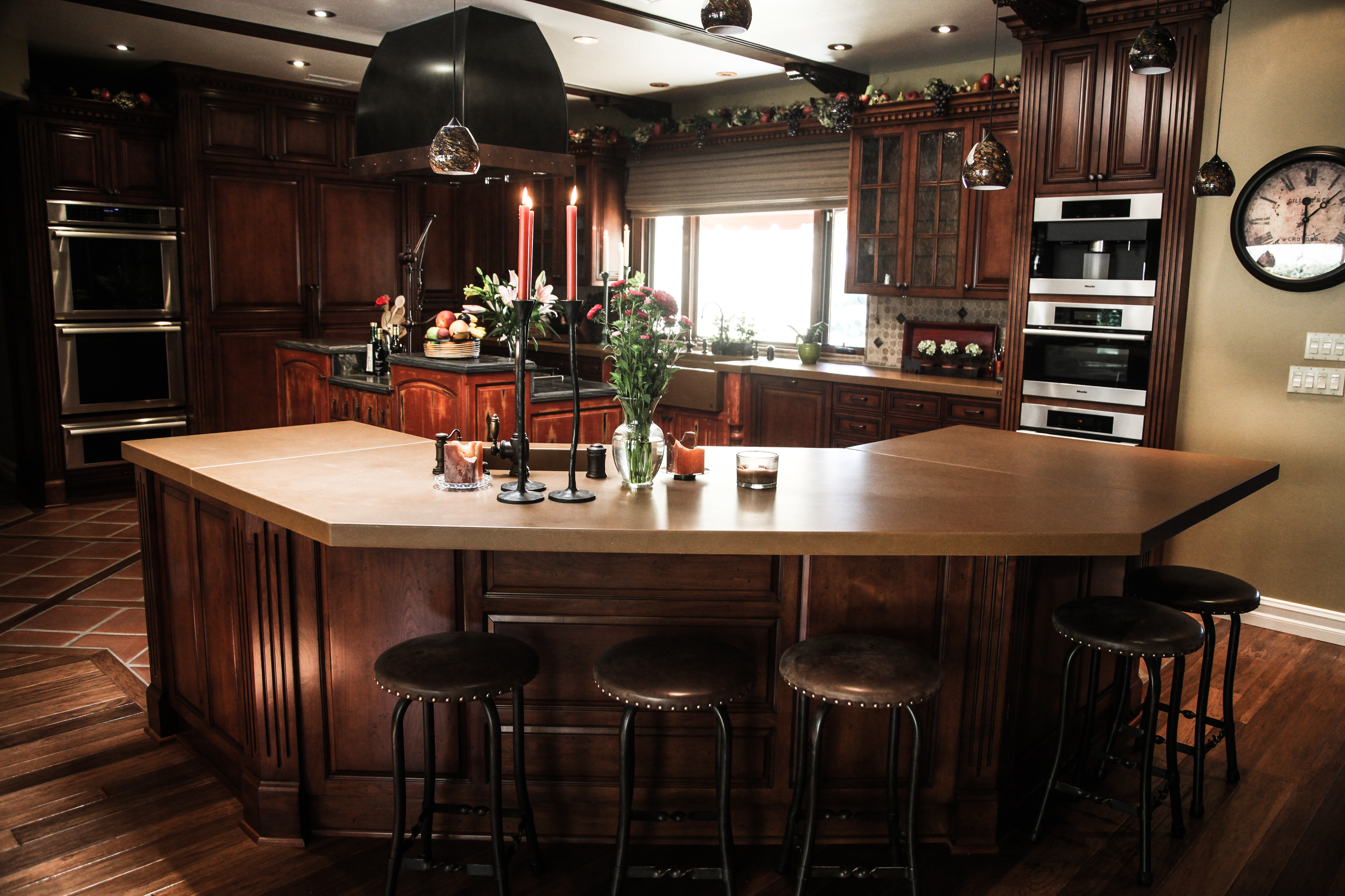 San Diego Elegant Kitchen Remodel