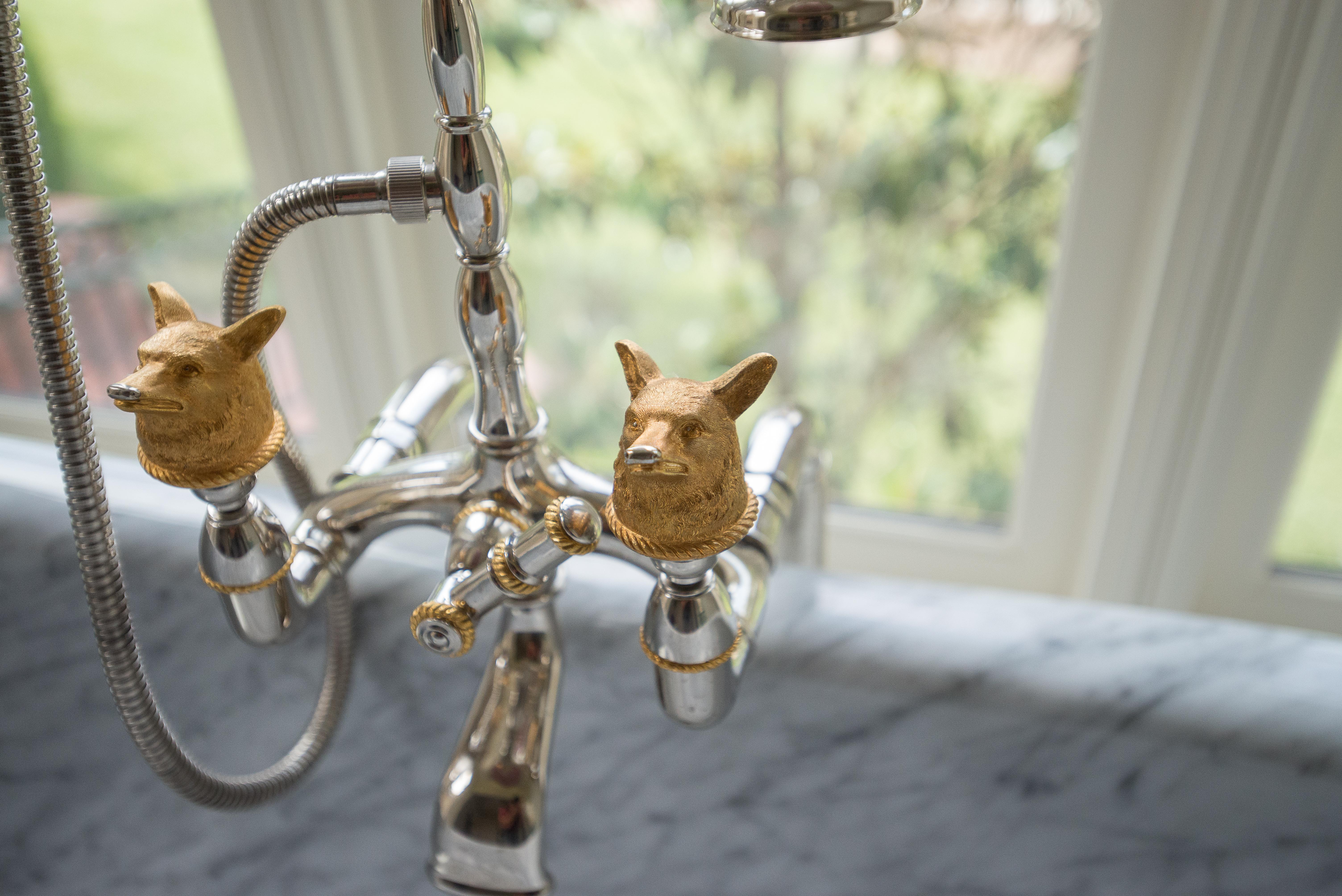 Elegant Luxury Bathroom Remodel