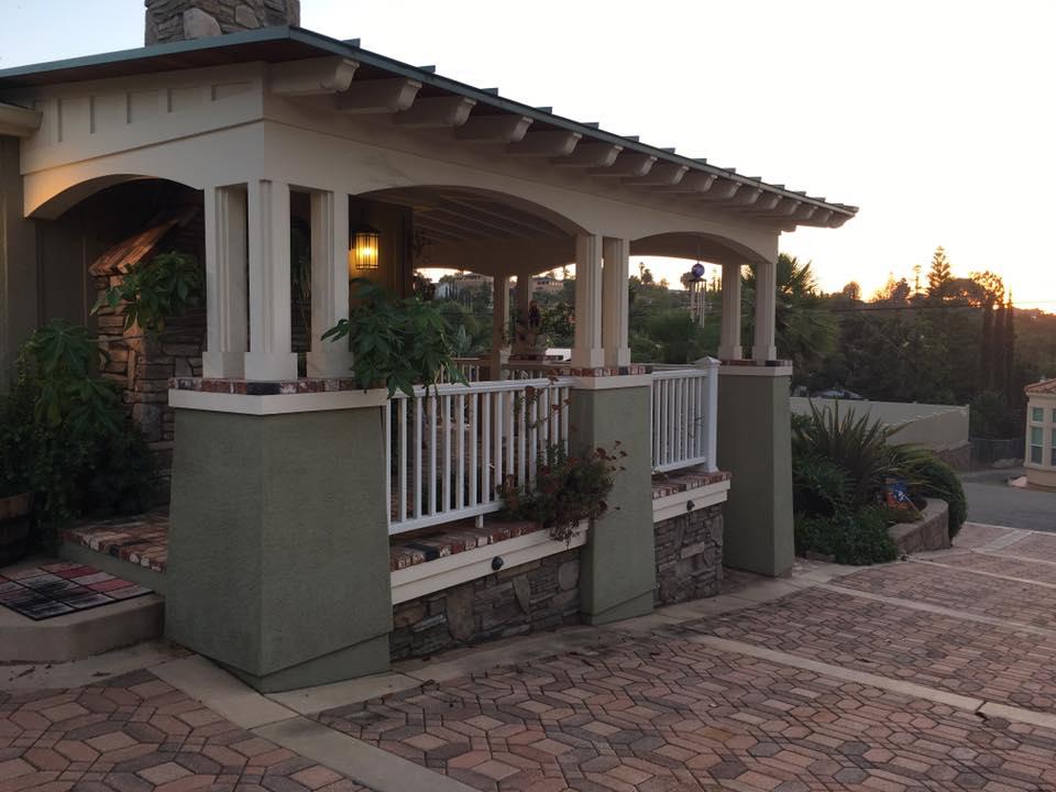 San Diego Garden Home